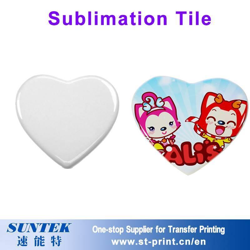 China 48X48 mm Customize Sublimation Tile Frame Home Decoration ...