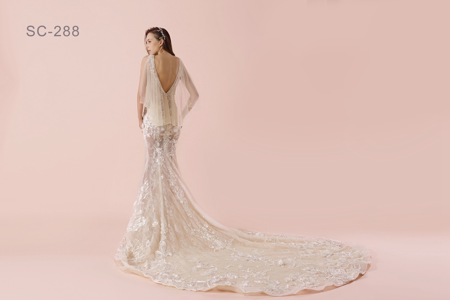 China Guangzhou High Quality Hot Selling Cheap Mermaid Wedding Dress ...