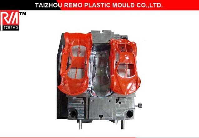High Quality Plastic Toy Car Mould (RMMOULD7589) pictures & photos
