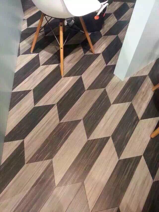 China Pvc Flooring Wood Carpet Leather Marble Kid Friendly Anti Slip Interlocking Floor Tile