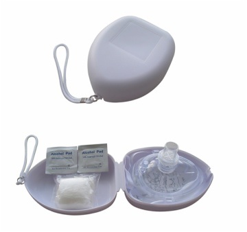 First Aid Air Cushion Mask for Rescuring