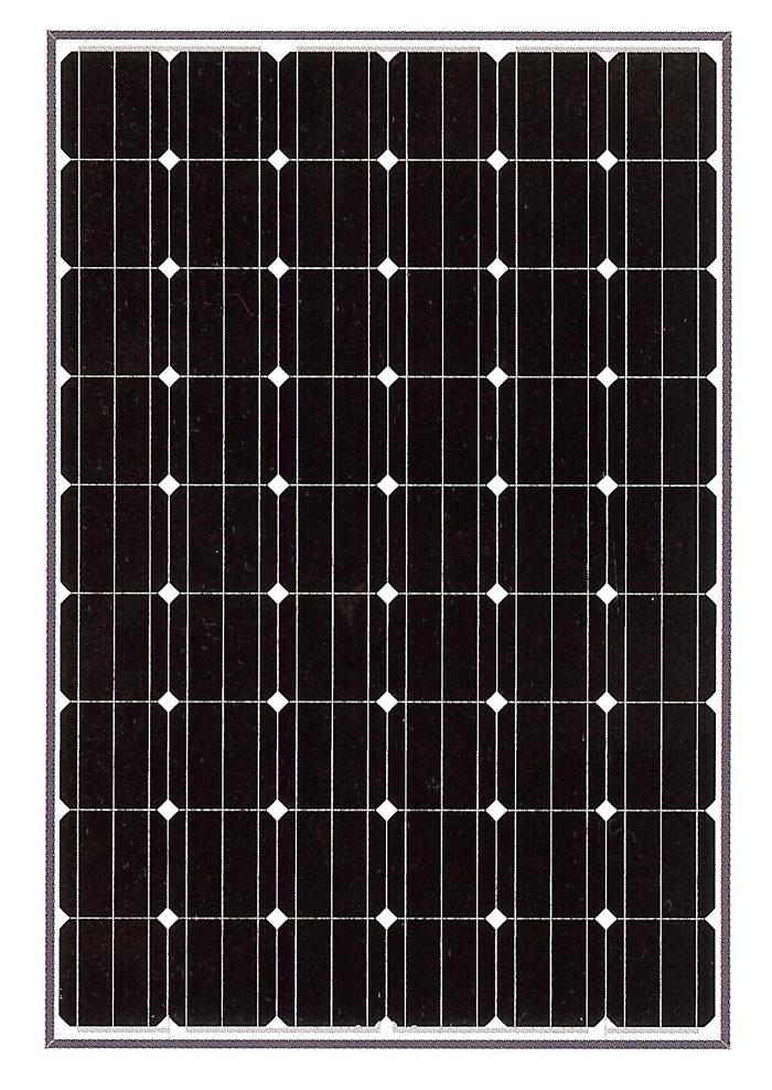China 195 235w Solar Panel Mono China Mono Solar Panel