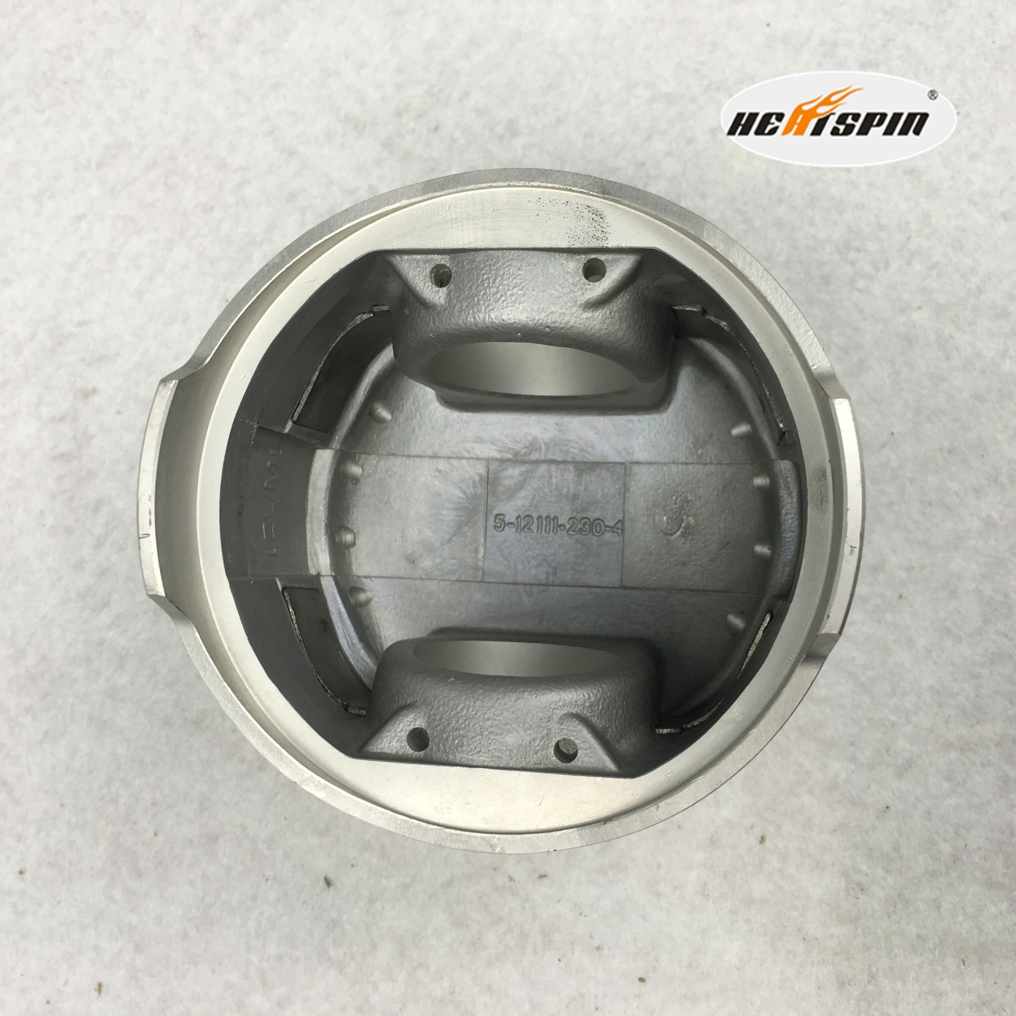 Isuzu 4bc2 Alfin Piston with One Year Warranty OEM 5-12111-230-4 pictures & photos
