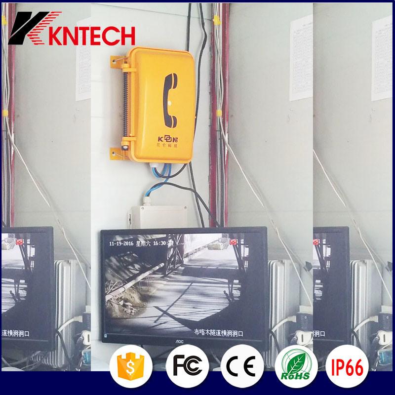 China 2017 Hazardous Telephone Ip67 Tunnel Telephone Heavy Duty