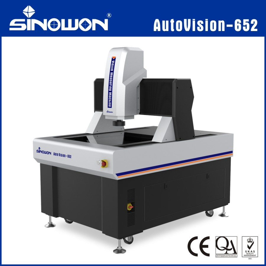 China Quality Control Fully Auto Video Measuring Machine