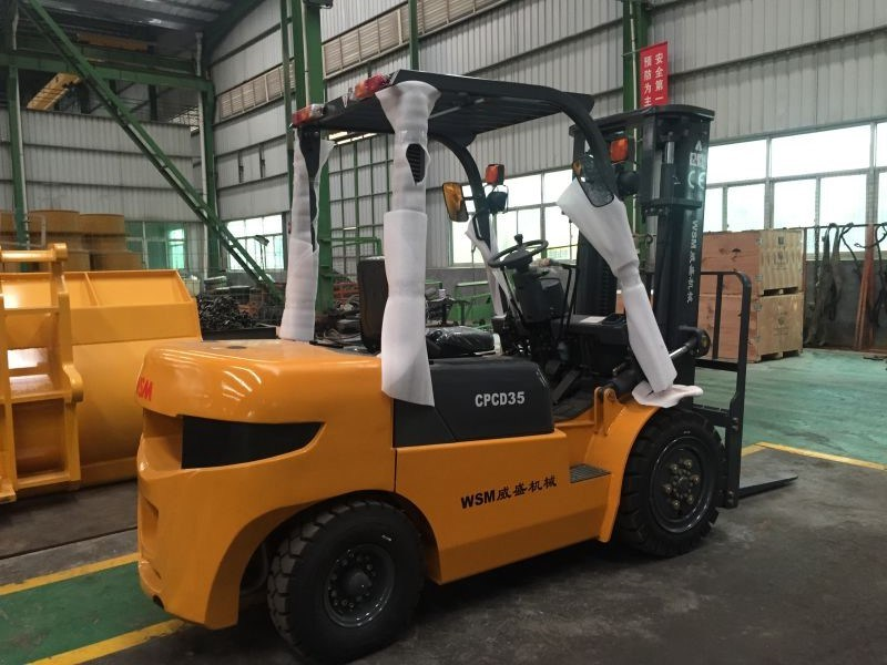 10ton Forklift Truck pictures & photos