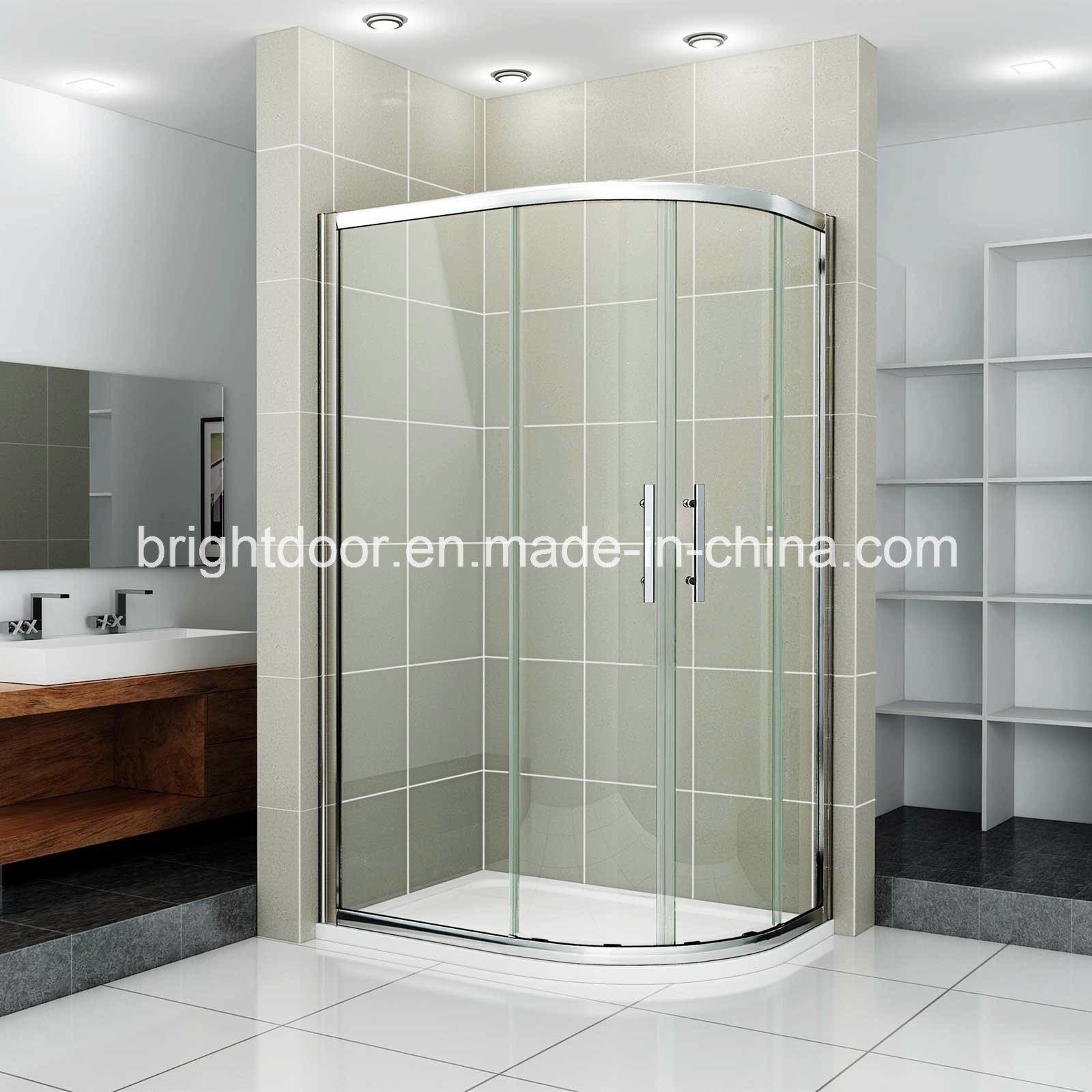 Hot Item Custom Frameless Sliding Shower Doors Sliding Door For Bathroom