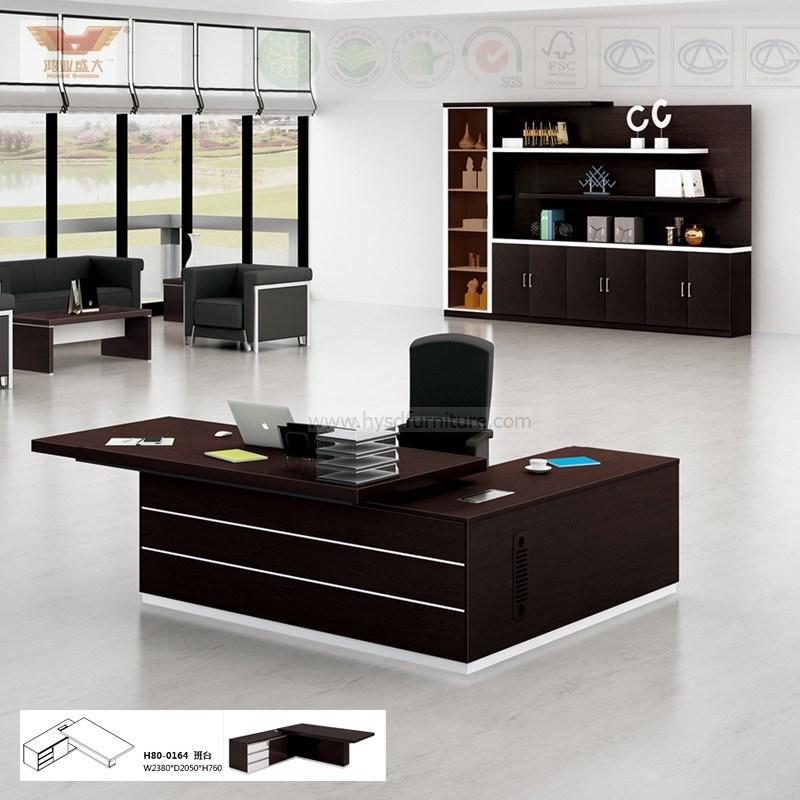 China Office Furniture Modern Desk Boss Manager Desk