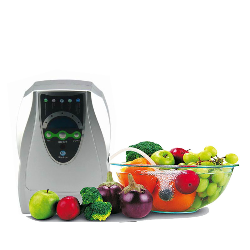 China Household Portable Ozone Food Sterilizer - China Ozone Food Sterilizer, Ozone Sterilizer