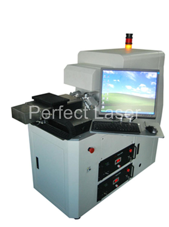 China Four Heads Laser Wire Stripping Machine - China Laser Wire ...