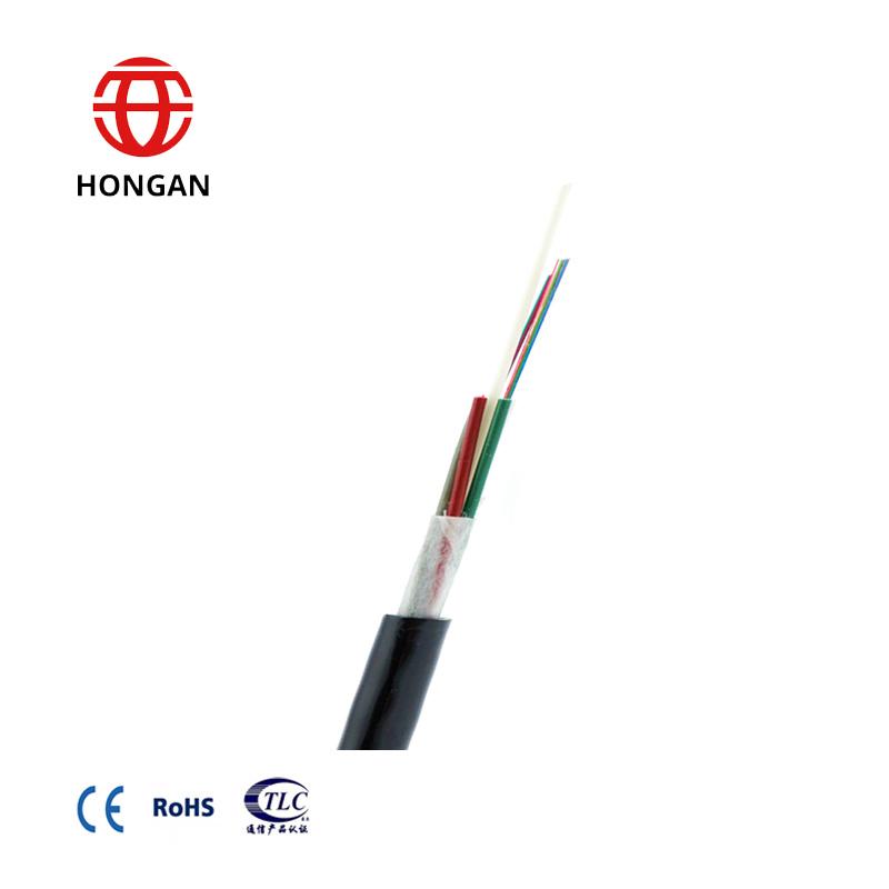 China Outdoor Fiber Optic Cable of Non-Metallic Strength Member ...