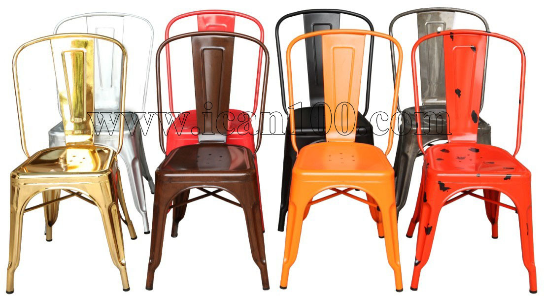 Admirable Hot Item Modern Tolix Modern Dining Arm Chair Side Chairs Restaurant Furniture Steel Chairs Armchair Uwap Interior Chair Design Uwaporg