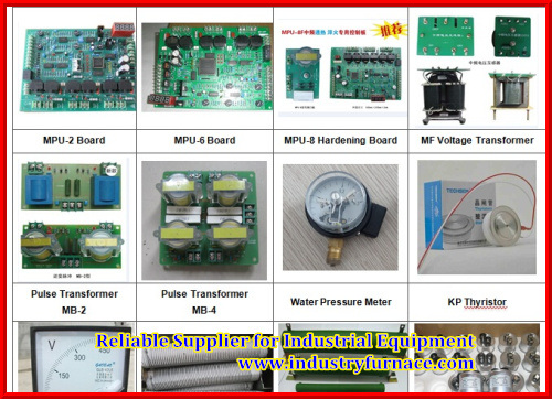 Mpu-6fk Main Board, Electrical Furnace Spare Parts for Sale