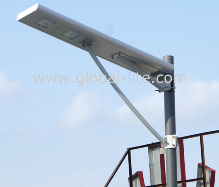 5W~80W 5 Years Warranty Intergrated LED Solar Street Light
