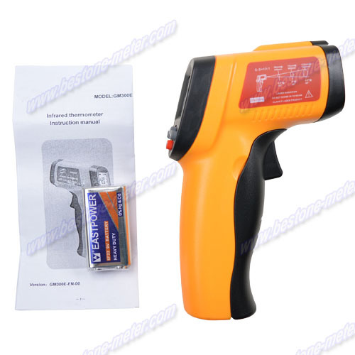 Digital Non-Contact Infrared Thermometer Be300e