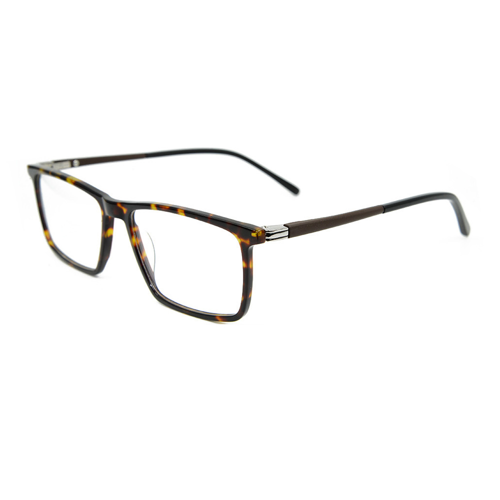 c9cadb407c6b China Wholesale New Arrival Hot Sale High Quality Eyewear with Acetate  Material Optical Frames for Men - China Acetate Spectacle Frames