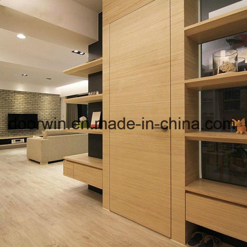 China Drawing Art Designer Doors Single Room Door Swing Open Door