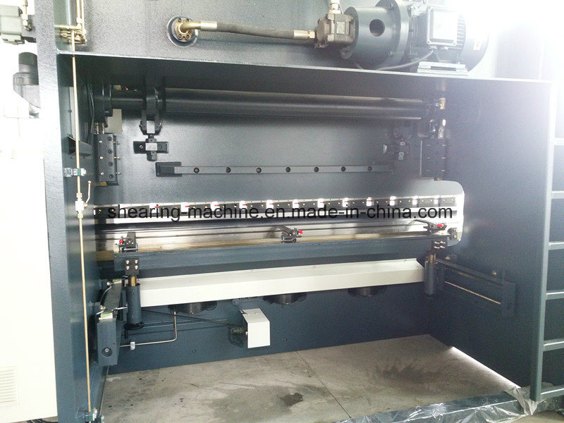 Jsd Wc67k-100t*3200 Sheet Metal Hydraulic Folding Machine pictures & photos
