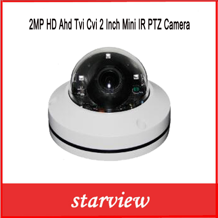 2MP HD Ahd Tvi Cvi 2 Inch Mini IR PTZ Camera pictures & photos