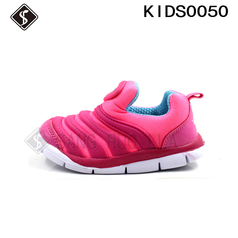 Babies Cotton Sports Walking Shoes for Taddler pictures & photos