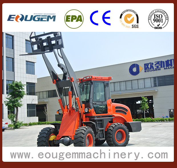 Small Wheel Loader Neo Zl16f pictures & photos