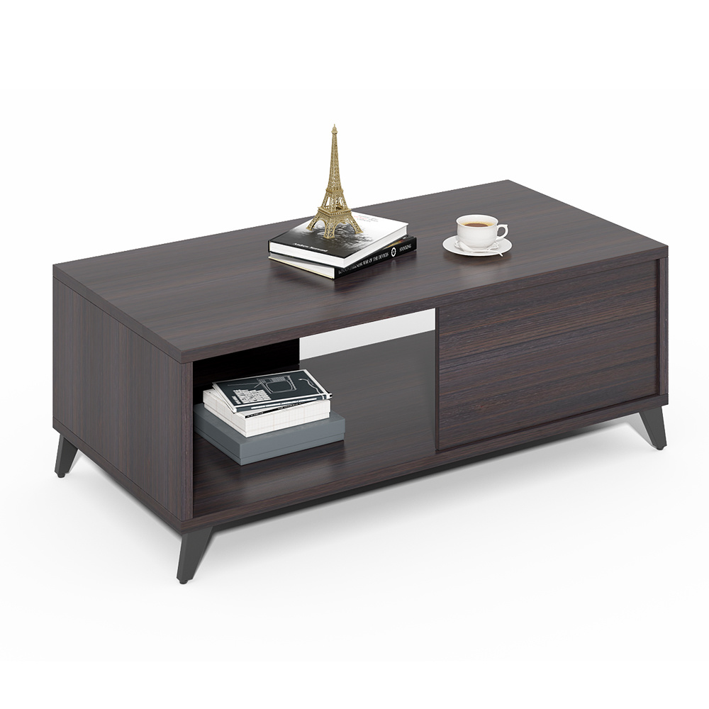 [Hot Item] Modern Sofa MDF Center Coffee Table Industrial