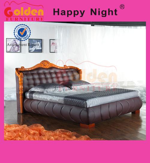 China Royal Bed Frame Parts 2817