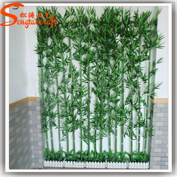 China Artificial Lucky Bamboo Plants For Garden Hotel Or