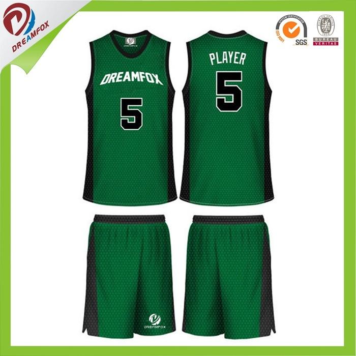 China Custom Grenn Women Basketball Jersey Design Philippines Photos