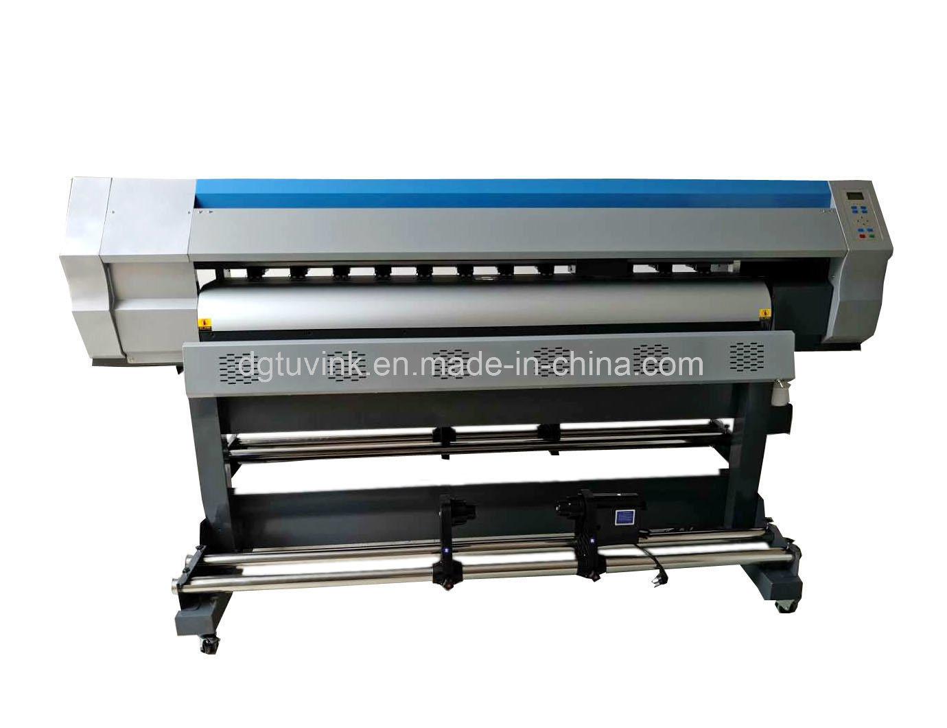 China 1 6m vinyl sticker film digital inkjet printer china digital inkjet printer large format printer