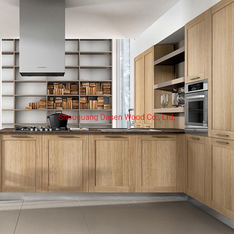 China Laminate Board Wood Grain Solid Color Kitchen ...