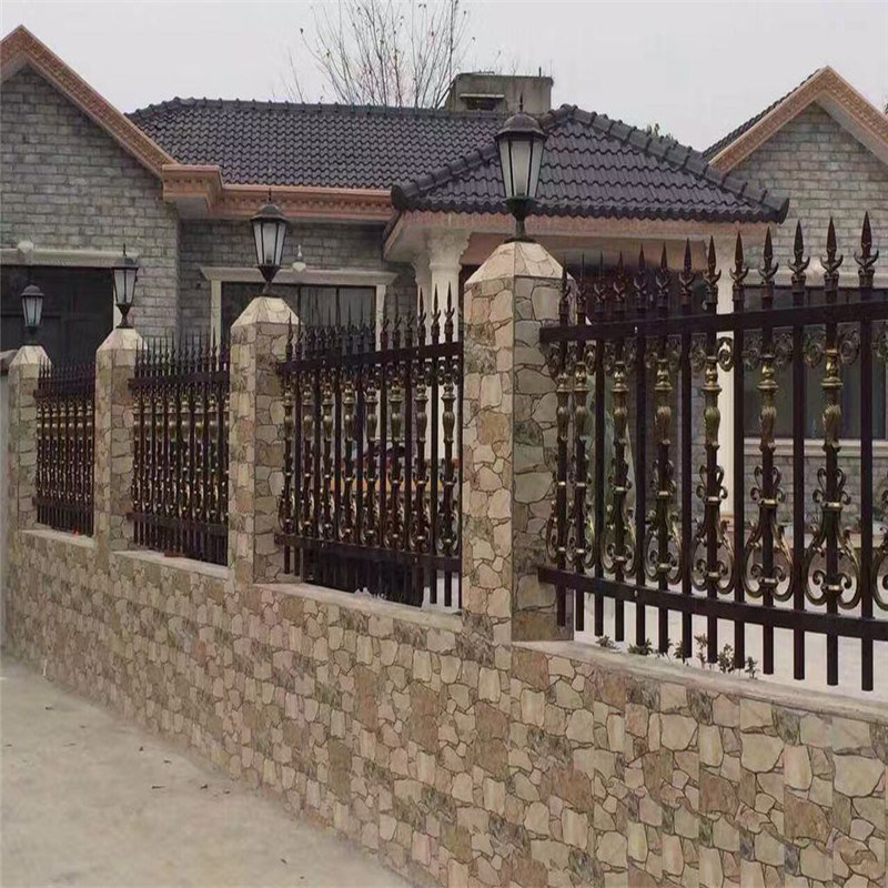 6063 T6 Aluminum Fence for Swimming Pool and Garden pictures & photos