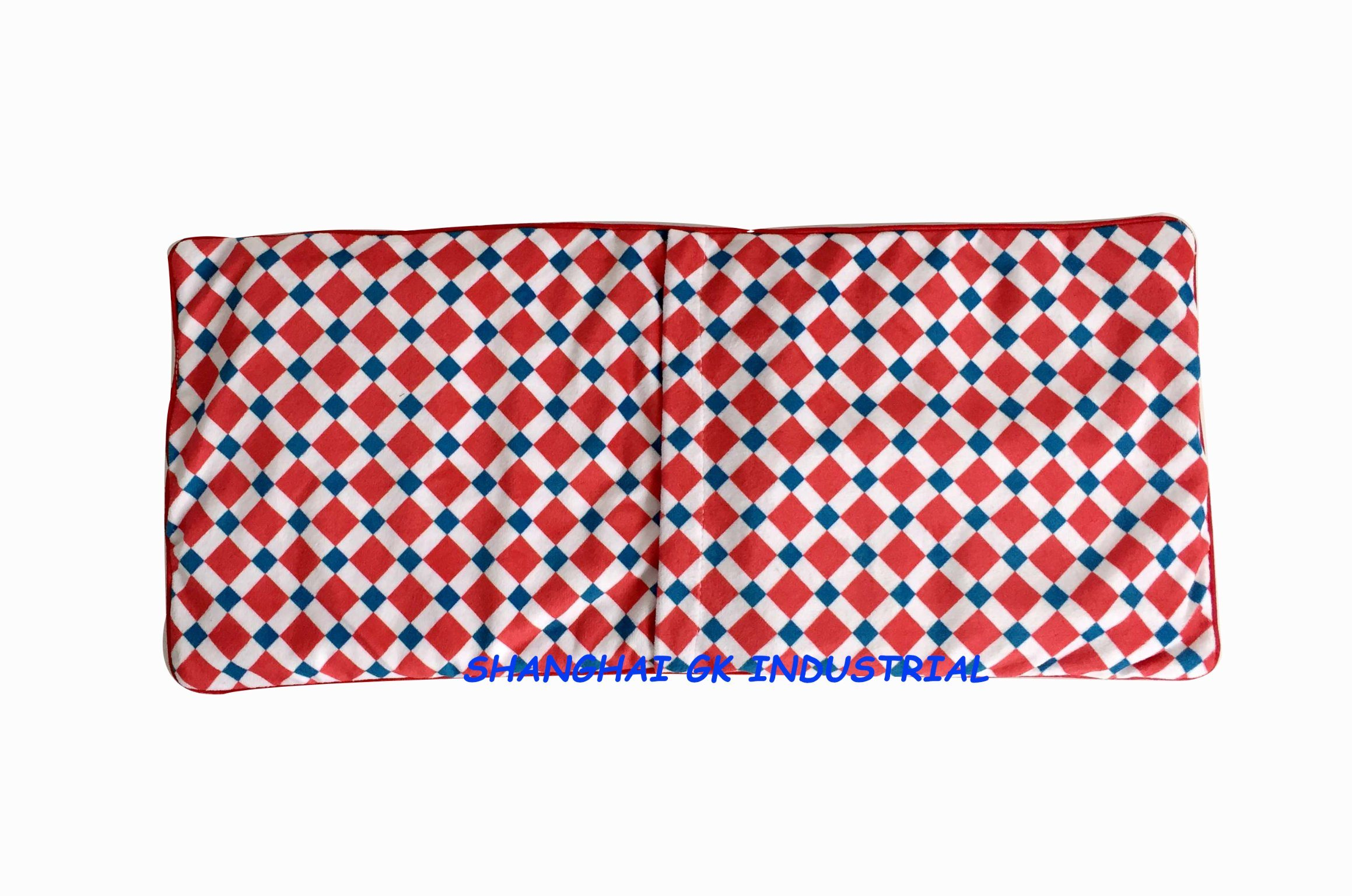 Scented Extra Long Neck Heat Wrap Microwavable Aromatherapy Pillow pictures & photos