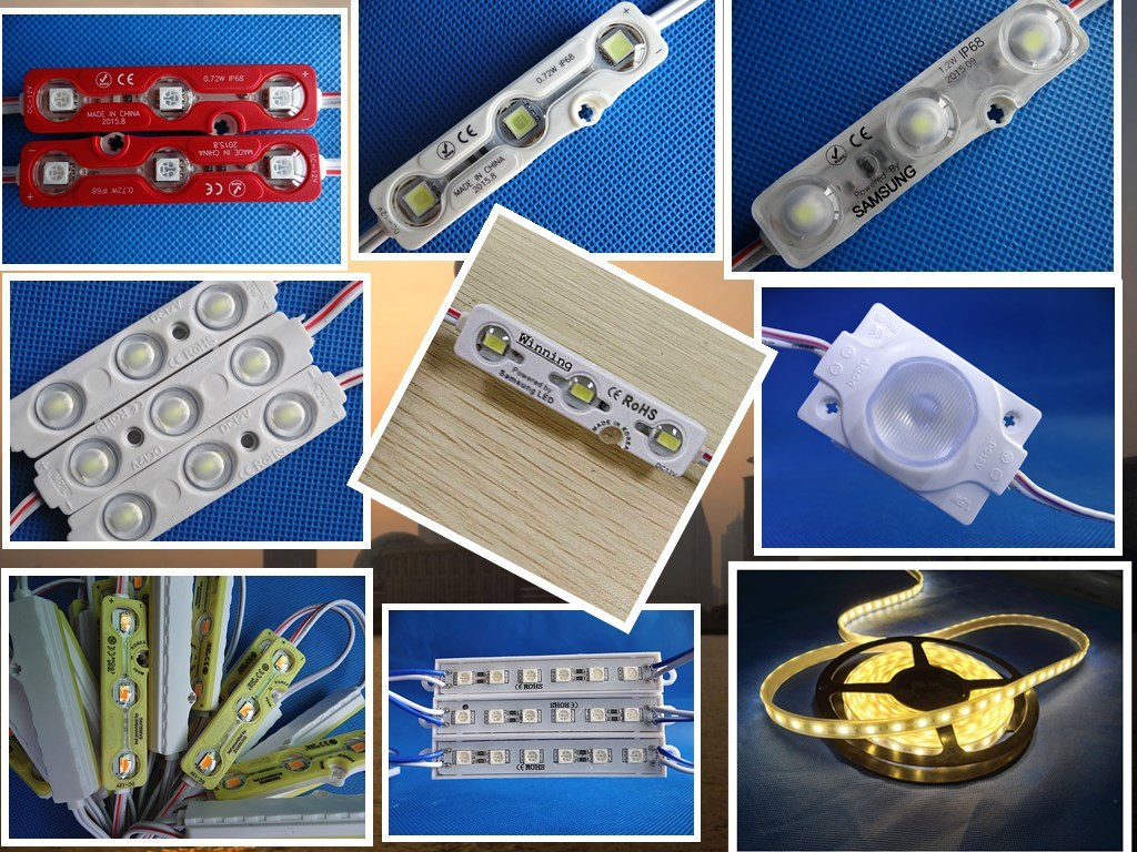 Cheap DC12V 1.2W Samsung 5730 LED Module for Channel Letter