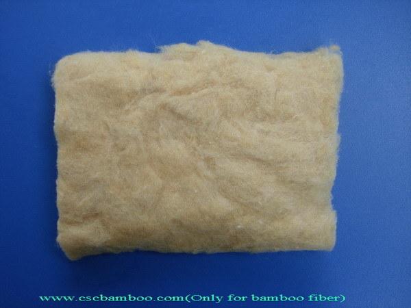 China Bamboo Fiberfill Stuffing Materials China Bamboo
