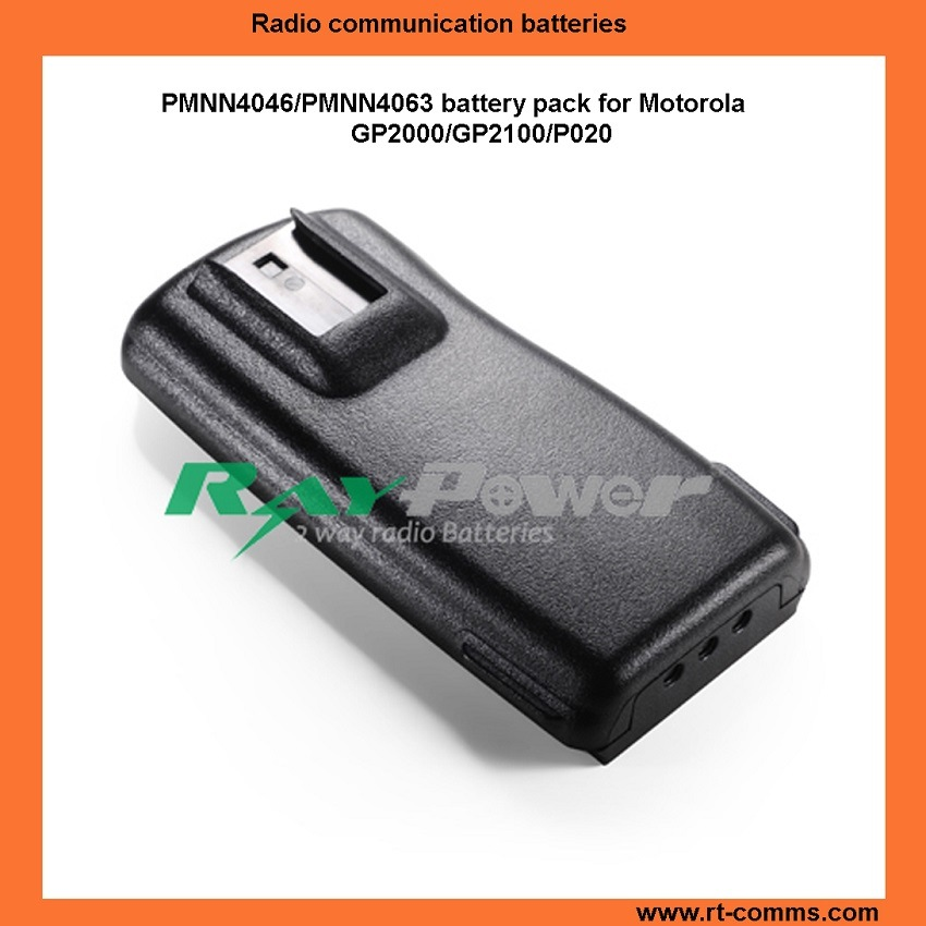 Pmnn4046 Battery Two Way Radio Ni-MH Battery for Ax Series/Cp125/PRO2150