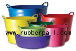 Merveilleux Garden Bucket Plastic Bucket Flexible Bucket, Tubtrug Pail
