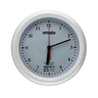 China Atomic Bathroom Clocks With Lcd Display E1001r China
