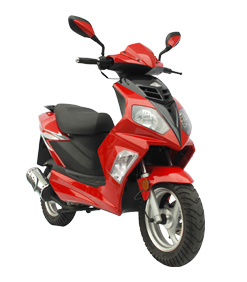China Gasoline Scooter (YY50QT-7(B16)) - China Scooter, Scooters