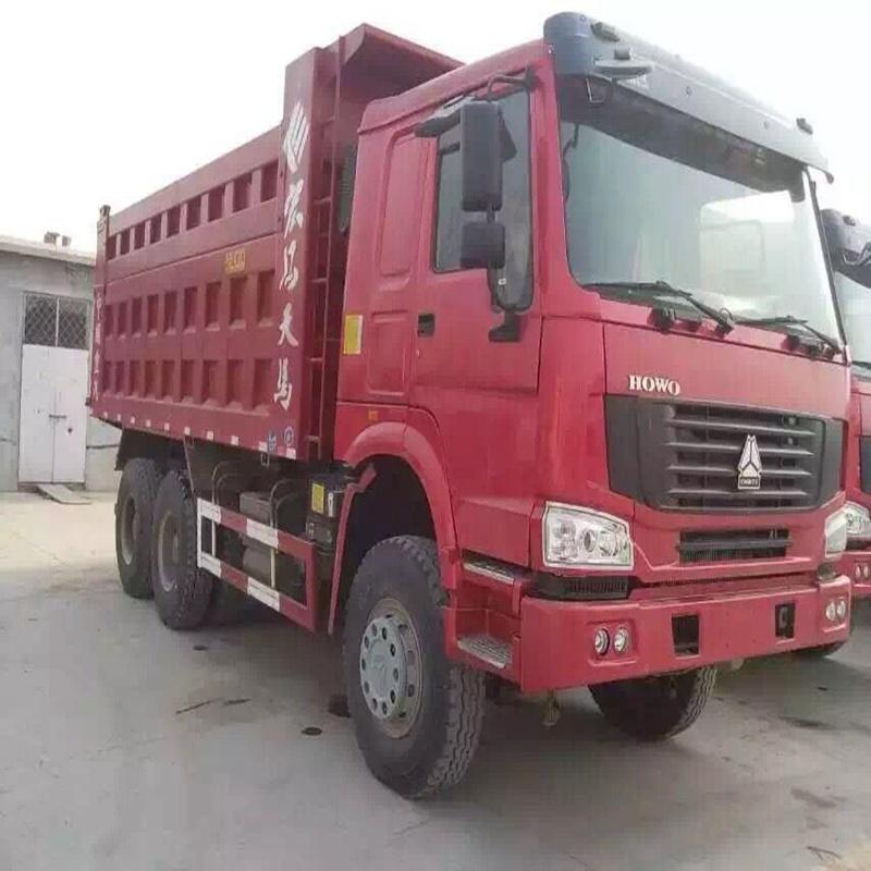 Used Dump Trucks >> Hot Item Used Howo Dump Trucks 335 375hp 25tons Used Tipper Trucks