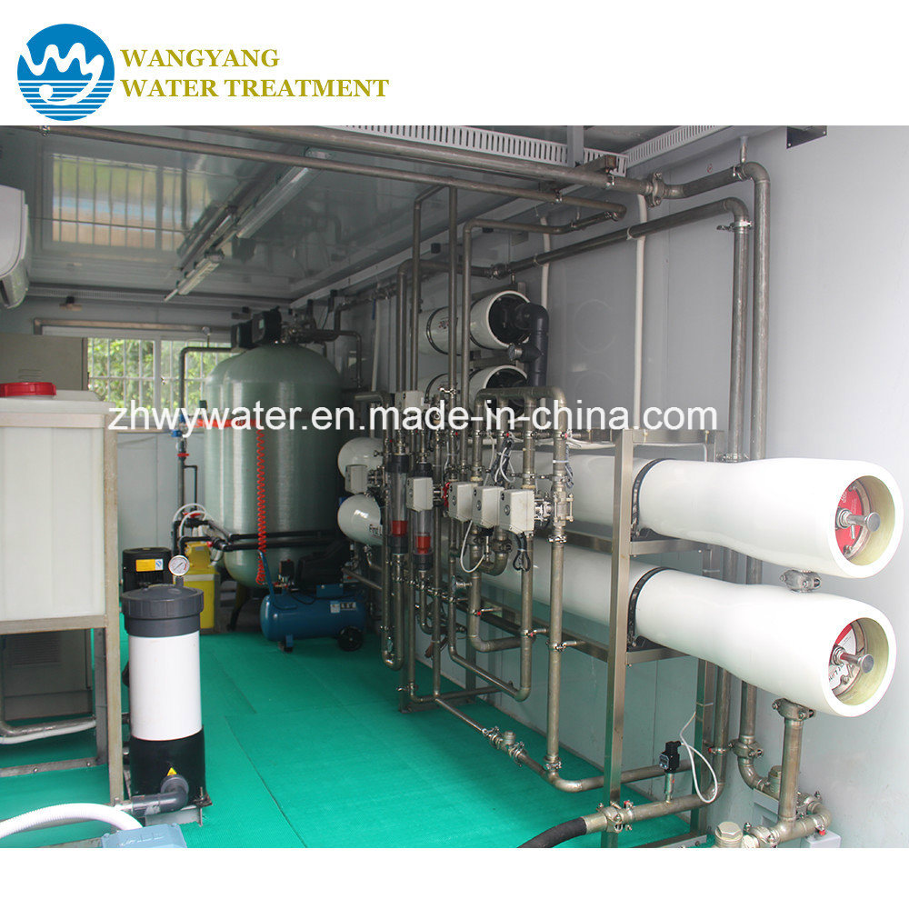 China Water Treatment Company Seawater Desalinator in Stock