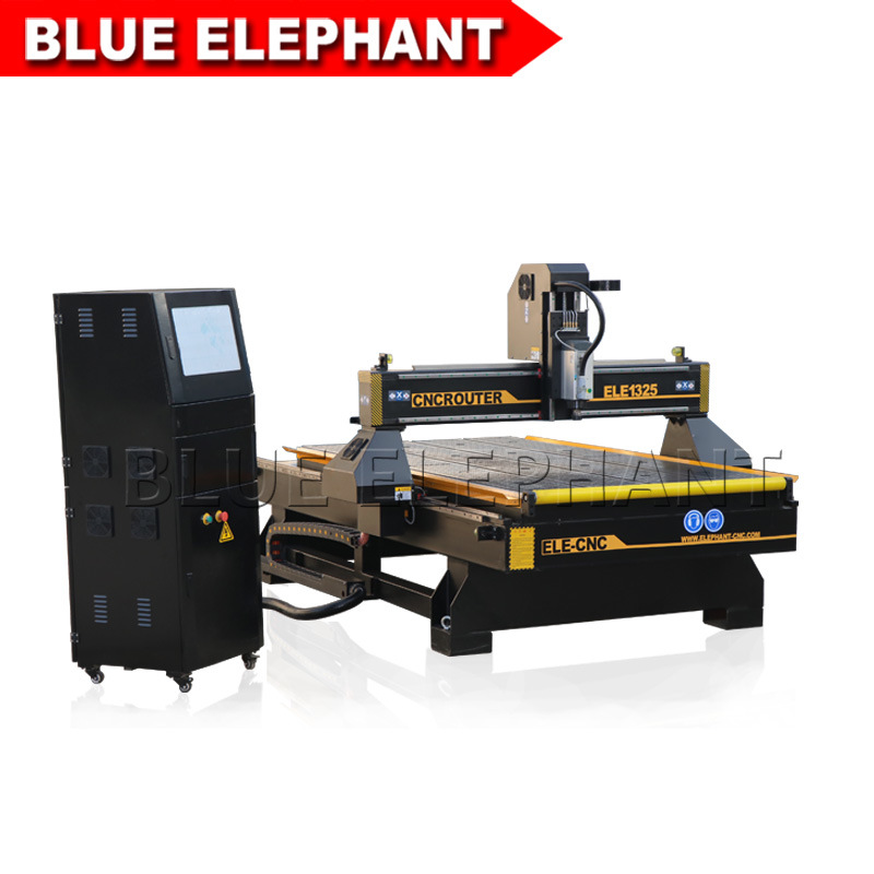Easy Feeding 3D Sculpture Machine, CNC Router 1325 for Wood, Aluminum, PVC pictures & photos