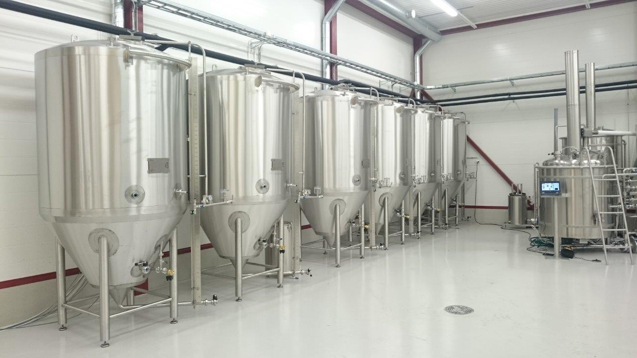 China 300L Stainless Steel Commercial Small Brewery Draught/Draft ...