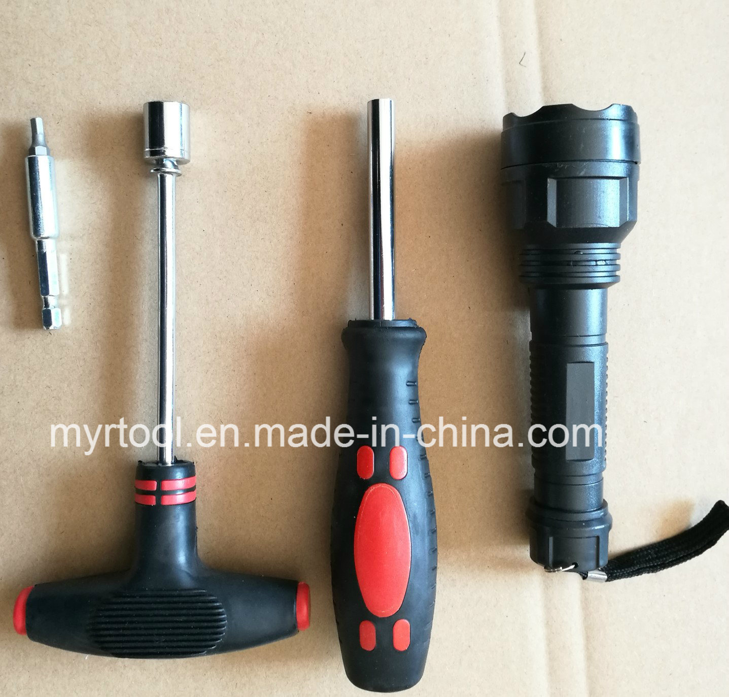 78PCS Professional Cordless Drill Tool Set (FY1078B-E) pictures & photos