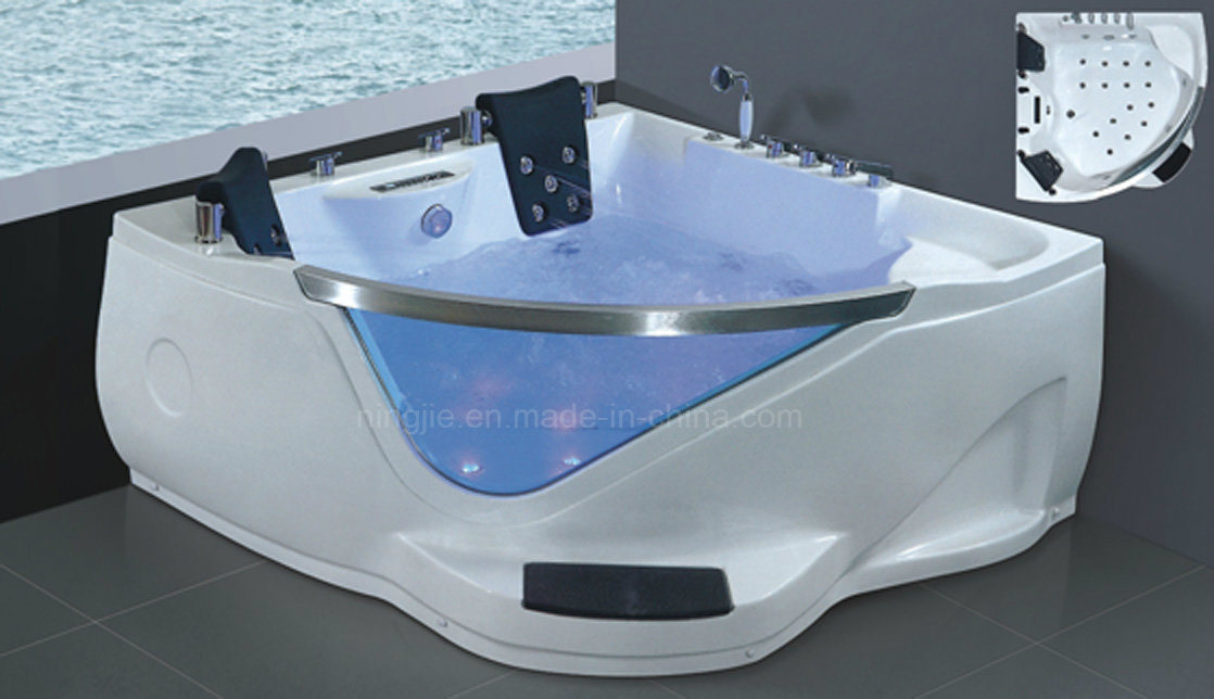 China Hotal Massage Hot Tub Bathtub Whirlpool Bath Tub (5205) Photos ...