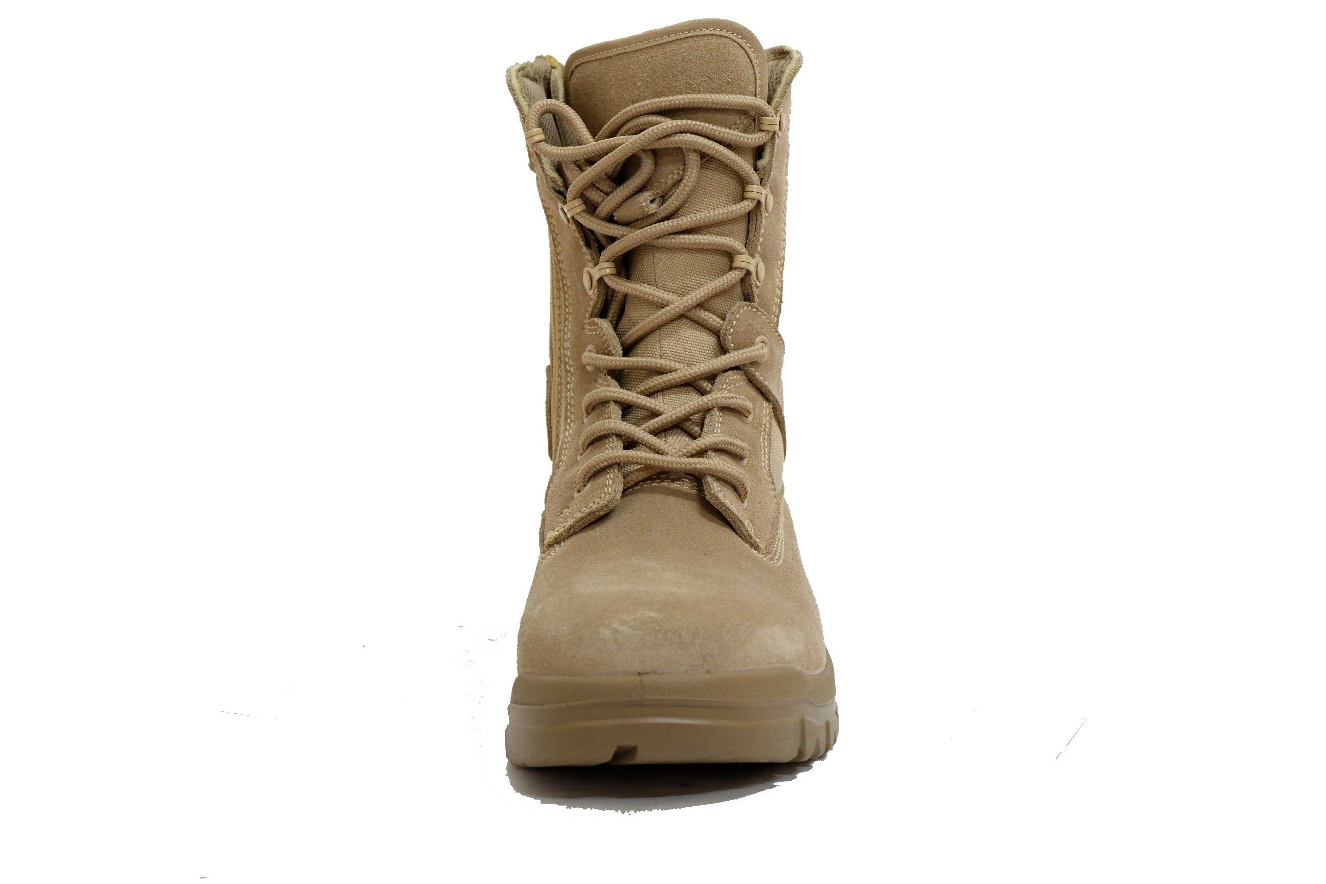 high top desert boots
