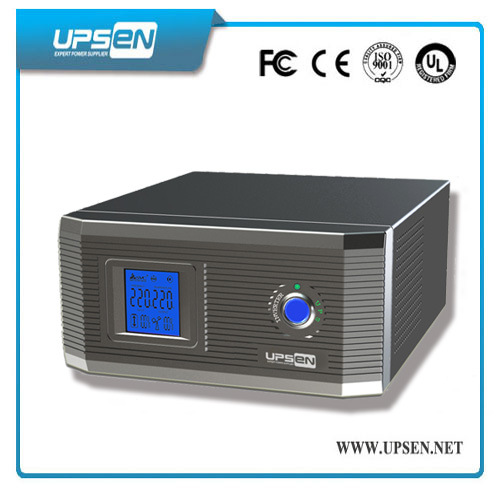 China Mini DC AC Inverter with Isolation Transformer and LCD Screen ...