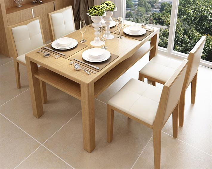 Super Hot Item White Ash Wood Table Solid Wood Table Wooden Table Dining Room Furniture Dining Set Dining Chair Modern Table 2016 Newest Download Free Architecture Designs Rallybritishbridgeorg