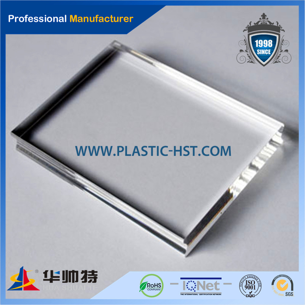 Thick High Quality Cast Acrylic Sheet / PMMA Sheet