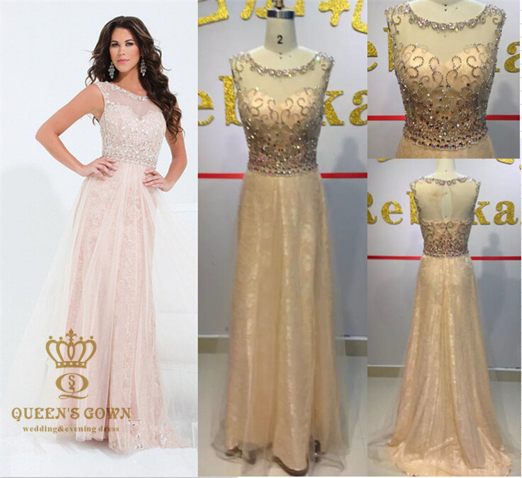 China Luxury Evening Gown with Strong Floweral Beaded Party Dress ...